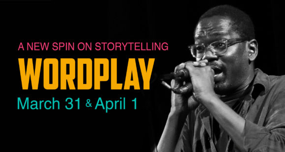 Wordplay March 31 & April 1