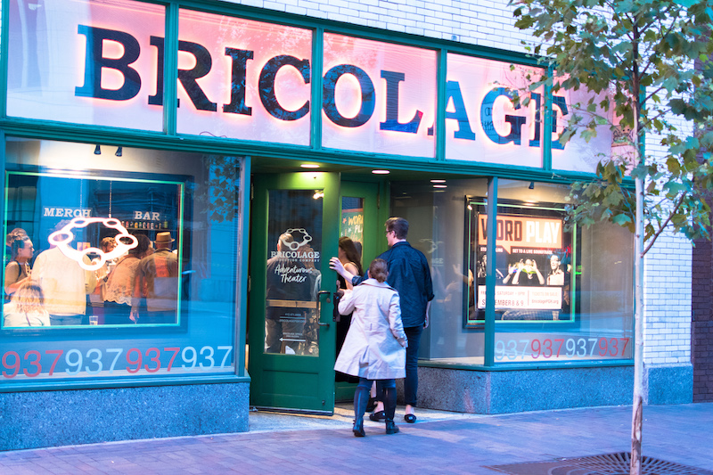 Pittsburgh Event Space Rental at Bricolage