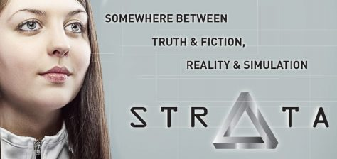 Somewhere between truth & fiction, reality & simulation Strata