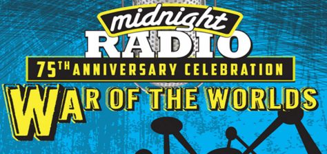 Midnight Radio War of the Worlds, 75th anniversary celebration