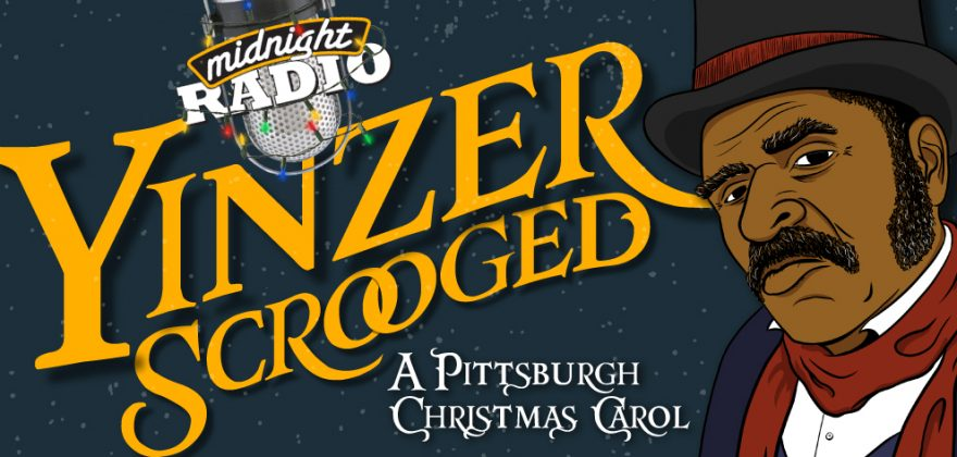 yinzer scrooged: A Pittsburgh Christmas Carol