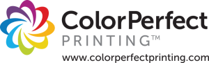 color perfect printing logo